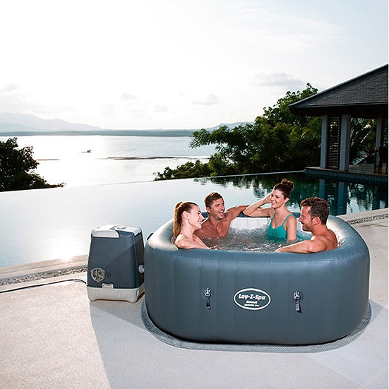 Lay Z Spa Hawaii Hydrojets Pro
