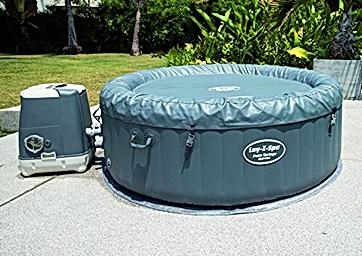 lay z spa hawaii jet used hot tub