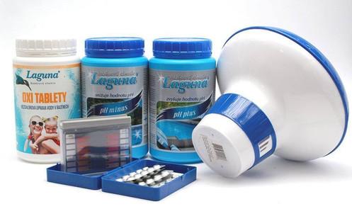 No 3 Oxy Basic Hot Tub Chemicals Set