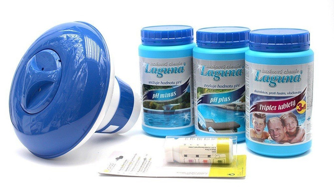 Inflatable hot tub chemicals Instructions
