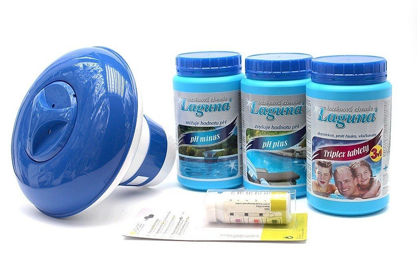 No.1 - Chlorine Chemical Set With floater