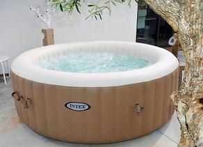 Intex pure spa hot tub featureYou didn't know!