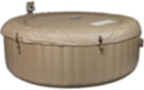 intex pure spa wit top cover