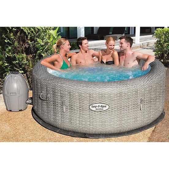 Lay Z Spa Honolulu 4-6 person hot tub airjets