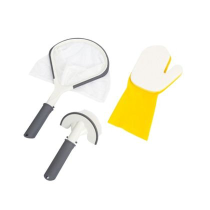 All-In-One Cleaning Kit For Hot Tub.