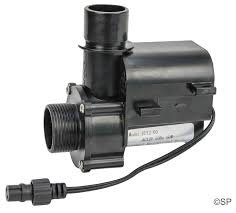 Mspa Filtration Pump Replacement