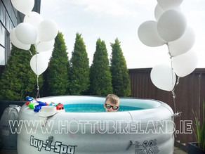 Hot Tub Hire in Ireland