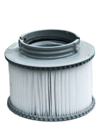 1x MSPA Cartridge filter for inflatable hot tubs