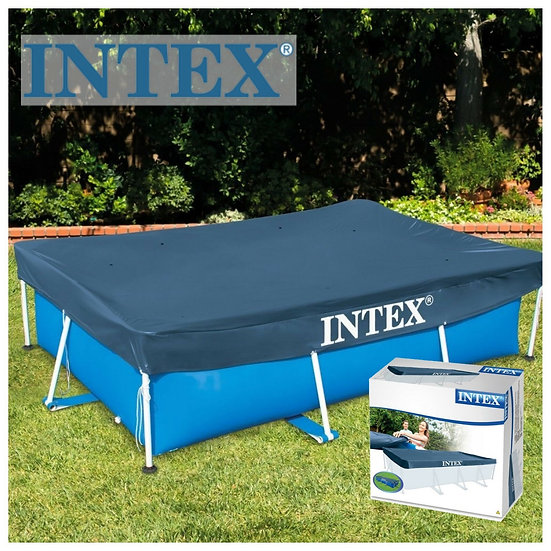 4m x 2m Rectangular Pool Cover for Metal Frame Pools