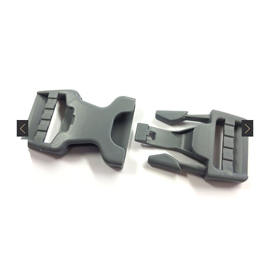 LAY-Z-SPA BUCKLE/SAFETY CLIPS REPLACEMENT