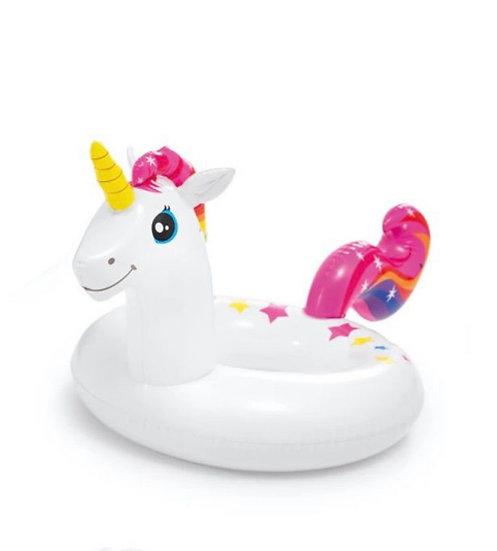 Unicorn Intex Animal Swim Ring 3-6 Years