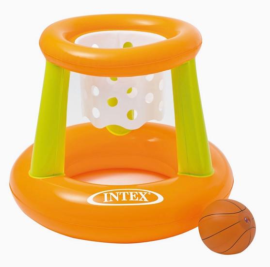 Floating Basketball Hoop