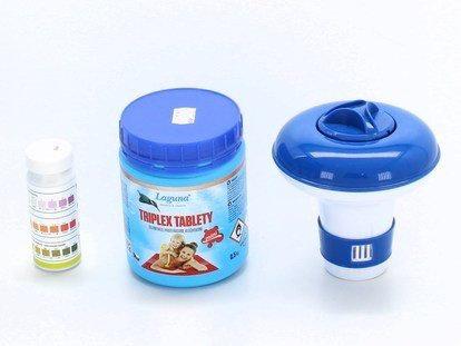 No.3 -  MINI Chlorine Chemical Set