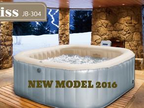 New 2016 Model: MSpa Bliss JB-304