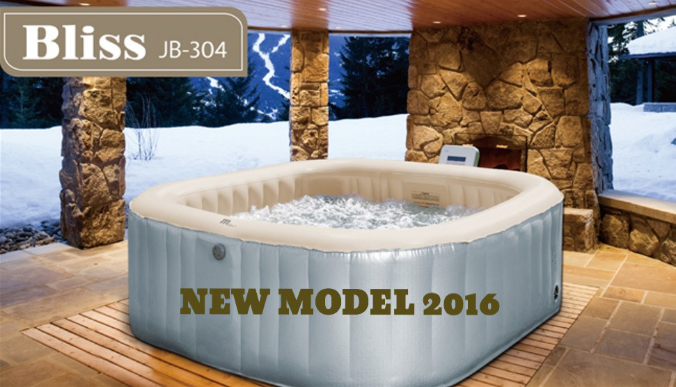 New 2016 Model: Mspa Bliss JB-304