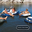 Thumbnail: Intex Mega Chill Inflatable Floating Cooler