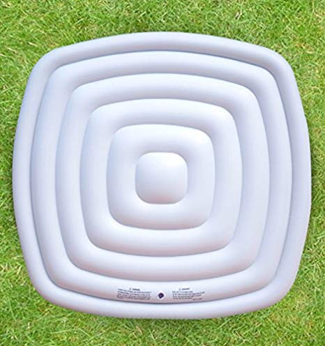 4+2 PERSON Inflatable protective cover square