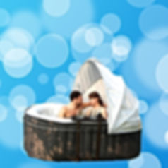 hire hot tub Ireland hot tub inflatable hottub online
