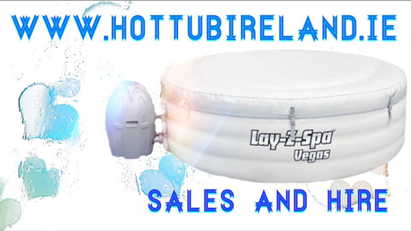 Hot Tub Ireland on Facebook