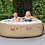 Thumbnail: INTEX hot tub 4 Person Pure Spa Bubble Therapy