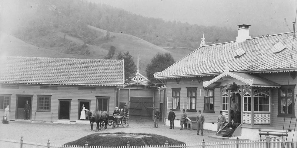Strandheim gjest