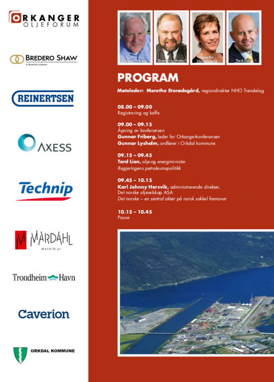 Program 2014 - side 1