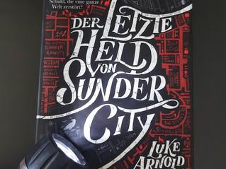 Die Sprache der Schuld in - der letzte Held von Sunder City
