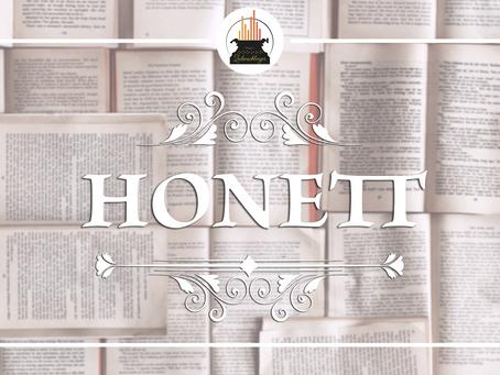 Wort der Woche 29: Honett