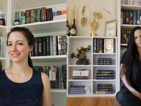 5 Fragen an .... Madelaine und Julia von Phönixbox