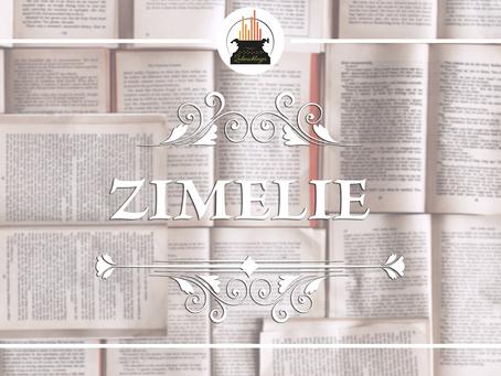 Wort der Woche 22: Zimelie