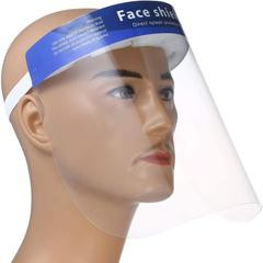 Protective Face Shield Mask For Weddings