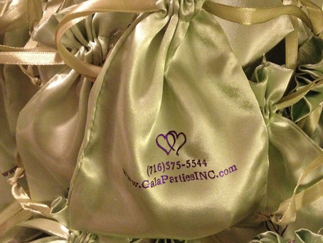 Best Personalized Wedding Party Favor Bags