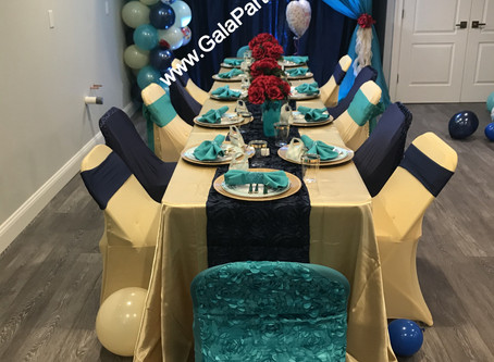 Sweet 16 - DIY Party Decorations Ideas