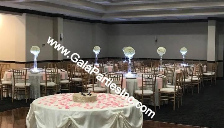 Ivory Wedding Decoration Inspiration