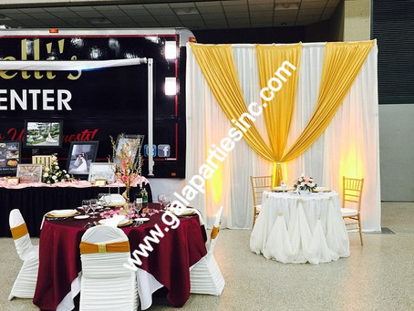 Best Burgundy  Wedding & Event Decor