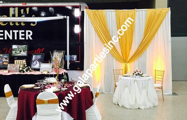 Best Burgundy  Wedding & Event Decor