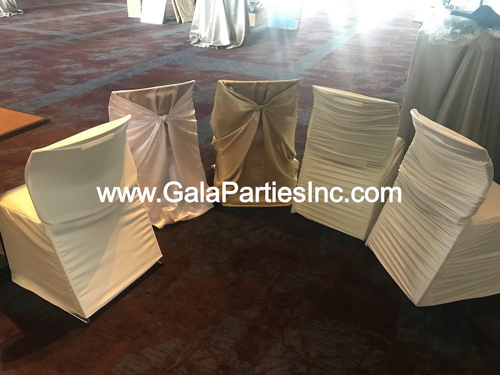 Best Chair Covers For Convention Center Chairs