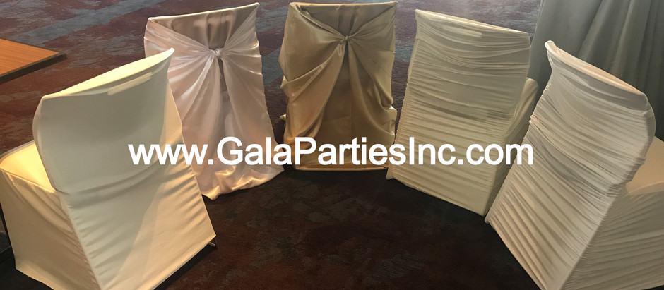 Best Chair Covers For Convention Chairs