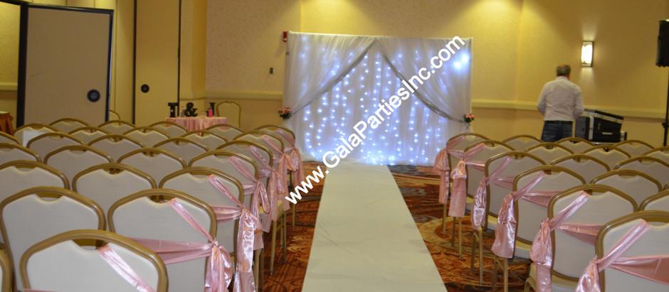 Wedding Ceremony Arch Ideas