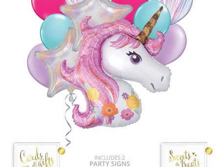 Best Unicorn 1st Birthday Party Decorations