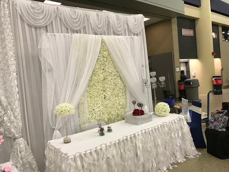 BEST DIY Wedding Flower Wall Panels