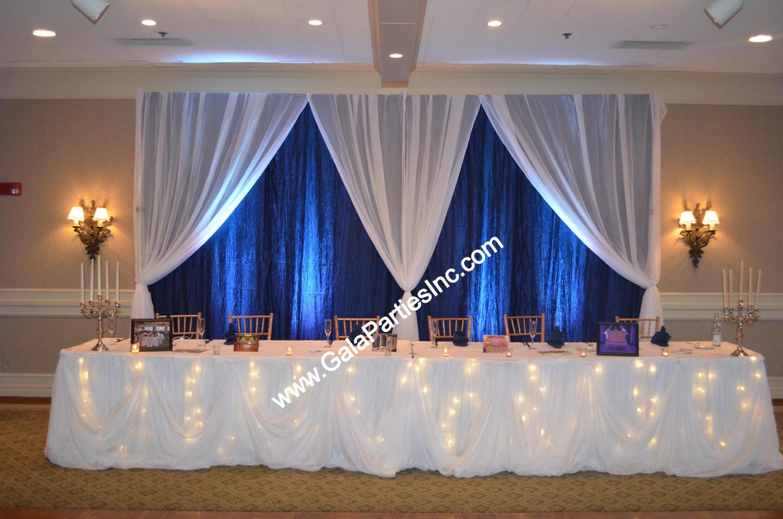 Fairytale Wedding Backdrop