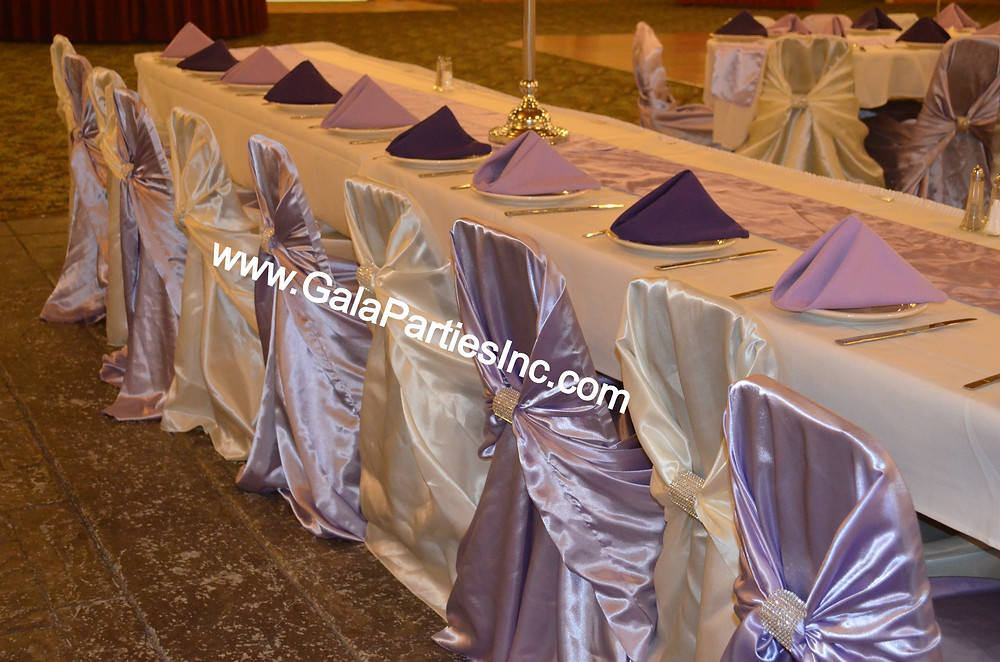 Universal Chair Covers  Wedding Party Birthday DIY Decor
