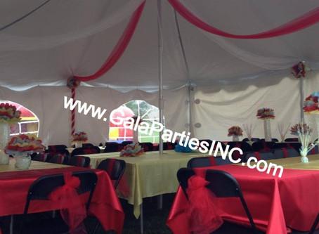 DIY Outdoor Wedding Due To COVID-19