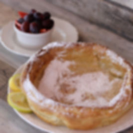 German Pancake, Dutch Baby, Breakfast