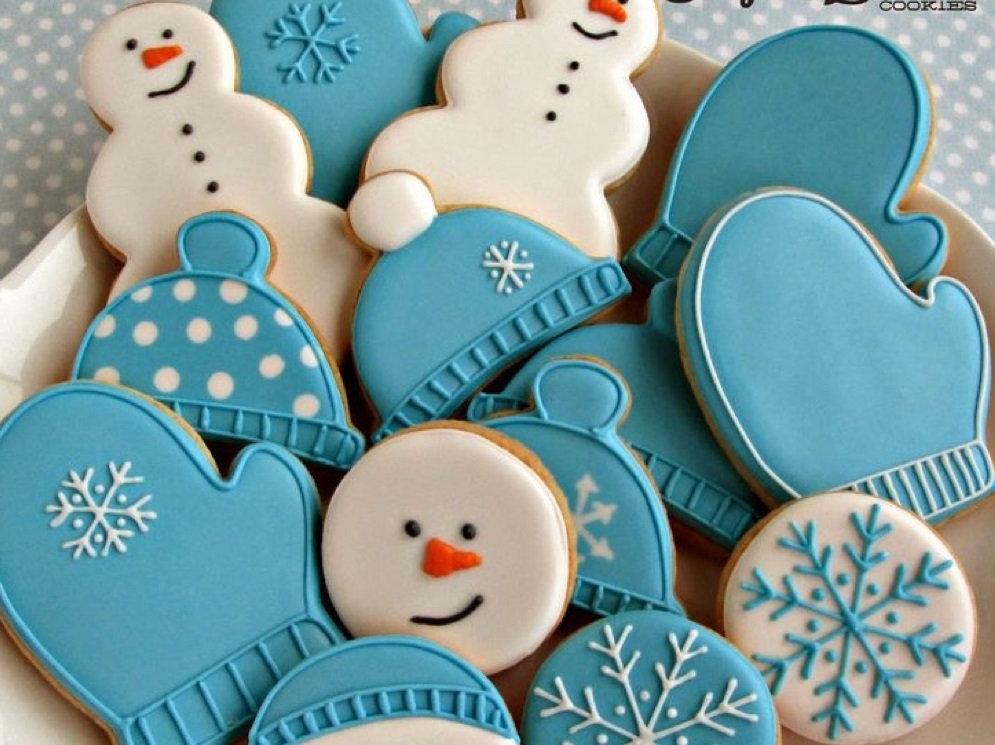 Winter Cookie Workshop!