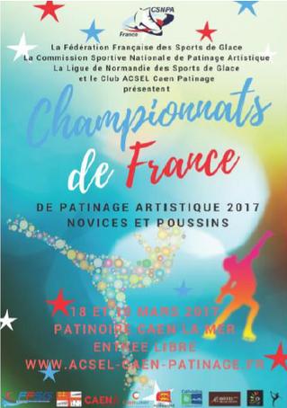 Championnat de France à CAEN