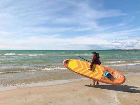 3 choses dont vous avez besoin pour commencer le paddle board