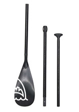 Inflatable paddle board paddle silver sh