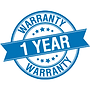 Silver Shark One Year Warranty Inflatabl